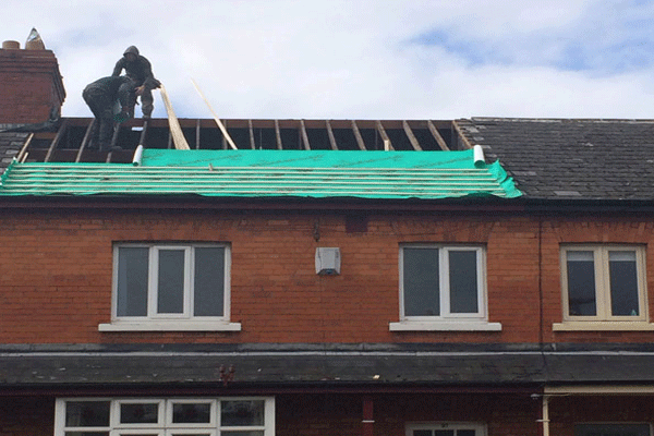 5 Top Tips For Keeping Your Roof In Good Condition All Year Round